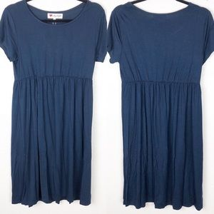 Dresses & Skirts - NWT - Navy Dress - Women's Small
